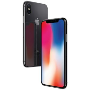 Смартфон Apple iPhone X 64GB Space Gray (чёрный)